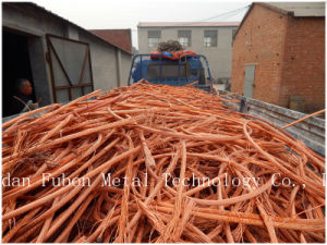 Hot Sell Millberry Pure Copper Wire Scrap 99.9%/Millberry Copper Scrap/ Copper Wire Scrap pictures & photos