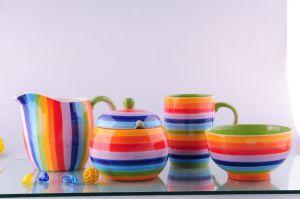 Ceramic Painted Dinner Set (CZJM8510)