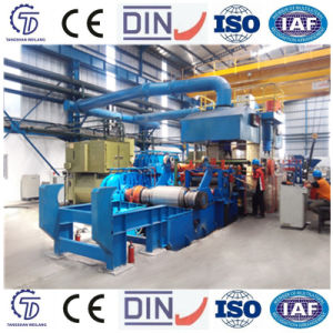 High Quality 4- Hi Reversible AGC Cold Rolling Mill pictures & photos