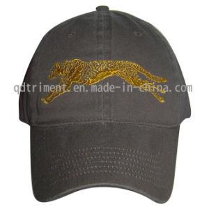Fashion Cotton Till Embroidery Sport Golf Baseball Cap (TMB0911) pictures & photos