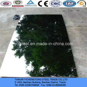 Stainless Steel Decorate Plate Mirror & Hairline Finish pictures & photos