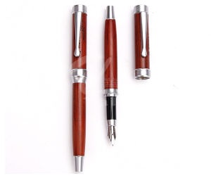 Classic Wooden Fountain Pen for Wedding Gift pictures & photos