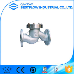 DIN3202 F6 Cast Steel Swing Check Valve pictures & photos