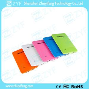 Multicolor Touch-Sensitive Design 5000mAh Power Bank (ZYF8053)