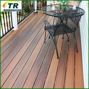 Wood Plastic Composite WPC Decking Flooring pictures & photos