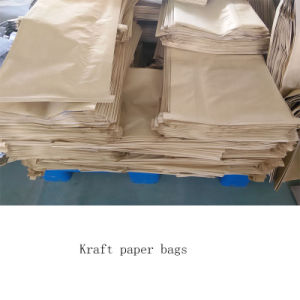 Paper Bags Kraft Paper Bags Can Be Printed Export to Fiji pictures & photos