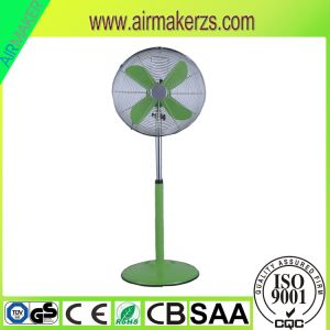 16 Inch Metal Stand Fan with 4 Blade Ce/Rohs/GS pictures & photos