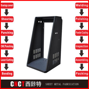Steel Fabricator for Laser Cutting, Punching, Bending, Welding, Polishing, Powder Coating, Assembly pictures & photos