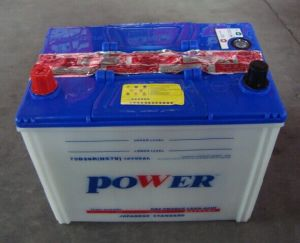 Heavy Duty Truck Battery 12V65ah pictures & photos
