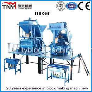 Compulsory Mixer for Concrete Block Machine (JS750 mixer) pictures & photos