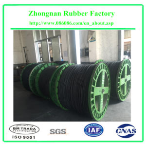 Agricultural Irrigation Hose Roll Flat Garden Rubber Hose pictures & photos
