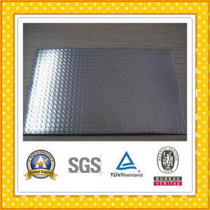Checker Stainless Steel Plate pictures & photos