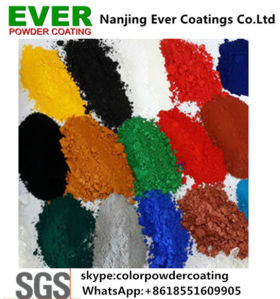 Anti-Corrosion Polyester Powder Coatings Powder Paints for Metal/Aluminium Powder Coated pictures & photos