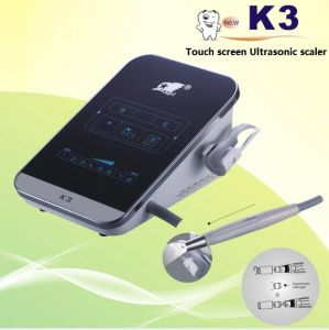 Touch Screen Dental K3 LED Ultrasonic Scaler, Fiber Optic Ultrasonic Scaler pictures & photos