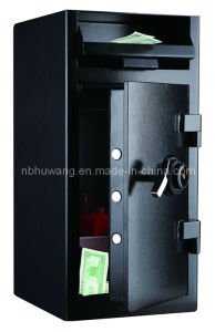 UL Listed Cash Management Safe with Lagrad Lock pictures & photos