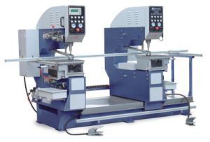 Glass Automatic Double Head Drilling Machine pictures & photos