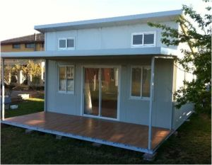 New Type Ready Floored Prefabricated House pictures & photos