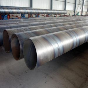 Stainless Steel Pipe - Spiral Pipe pictures & photos