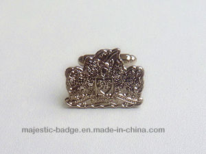 Customized Silver Plating Material of Cuff Link pictures & photos