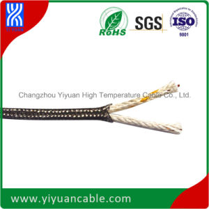 Thermocouple Cable K Type High Silica/Ss Braid