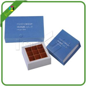 Paper Packaging Boxes Chocolate Truffle pictures & photos