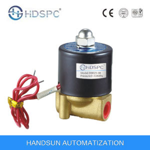 2/2 Way Direct Acting Solenoid Valve (2W Series for water) pictures & photos
