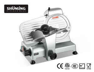 6 Inch Commercial Meat Slicer with CE/ETL/RoHS/LFGB 2014
