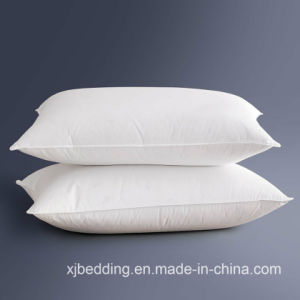 Standard Down Pillow Duck Feather Down Hotel Pillow pictures & photos