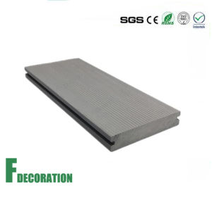High Quality Wood Plastic WPC Decking for Garden