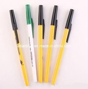 Chep Plasstic Ball Pen for Promotion (LT-Y020) pictures & photos