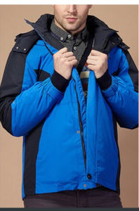 Men Winter Sports Ski Jacket (SKM15001) pictures & photos