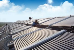 Solar Water Heater (GOLDEN SUN 30 TUBES)