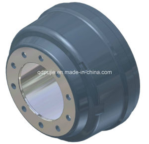 High Quality Semi Truck Brake Drums pictures & photos