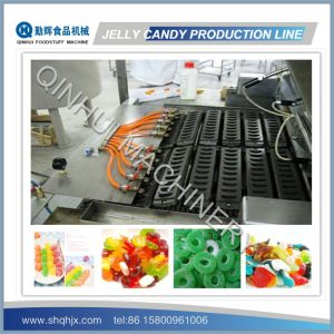 Depositing Type Jelly Candy Line pictures & photos