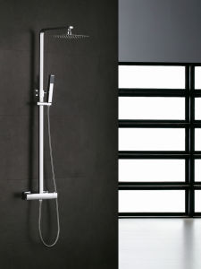 Jiangmen Wotai Company Single Handle Thermostatic Shower Mixer pictures & photos
