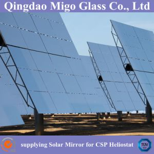 High Solar Reflectivity Solar Mirror for Csp Suspension Heliostat pictures & photos