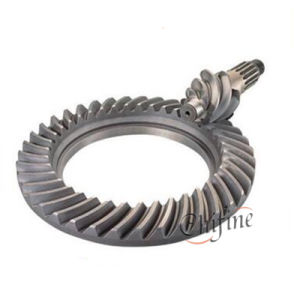 Crown Bevel Gear and Pinion Shaft pictures & photos