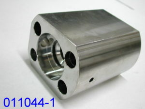 High Pressure Direct Drive Pump Part End Cap for Water Jet Cutting Machine pictures & photos