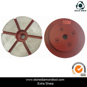 Dm-90 Terrco Machine Metal Bond Grinding Diamond/Concrete Pad pictures & photos