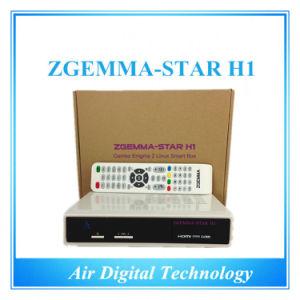 Zgemma-Satr H1 DVB-S2 DVB-C Full HD Download Software for Receiver pictures & photos