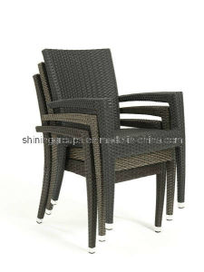 Outdoor Furniture & Stackable Chair (SC-009)