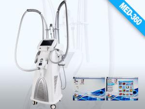 Vacuum Bipolar RF Roller Massage Slimming Machine