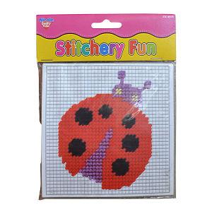 DIY Sewing Craft Cross Stitch Fun for Children (SF-359)