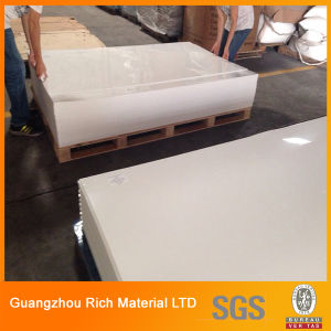 Clear & Color Plastic Sheet Acrylic Board for MDF pictures & photos