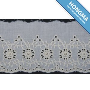 New Style Classic High Quality Cotton Lace pictures & photos