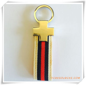 Promotion Fashionable Metal Keychain (PG03087) pictures & photos