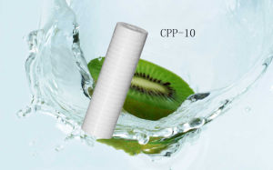 Household Home CPP-10b 5 Micron Water Filter Sediment Filtration Replacement Cartridges pictures & photos