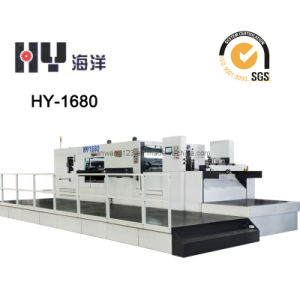 Fully Automatic Die Cutting Machine (HY-1680)