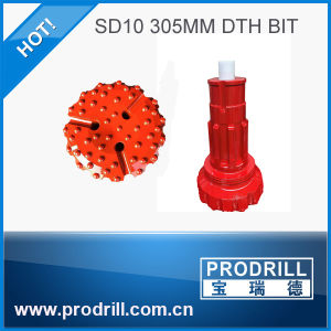 DTH Button Bit for Drilling Hole pictures & photos