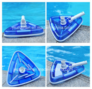 ABS Swimming Pool Under Water Cleaner /Triangular Vacuum Heads